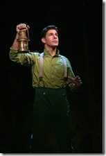 Richard H. Blake as Fiyero in Wicked