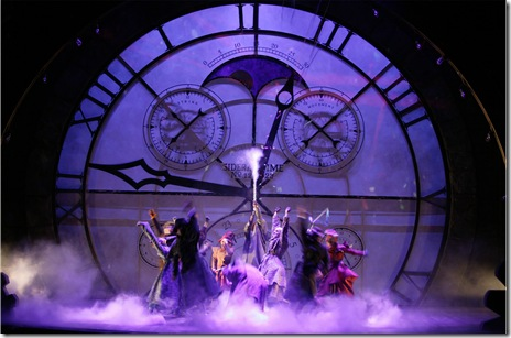 Scene from Wicked by Stephen Schwartz - Broadway in Chicago