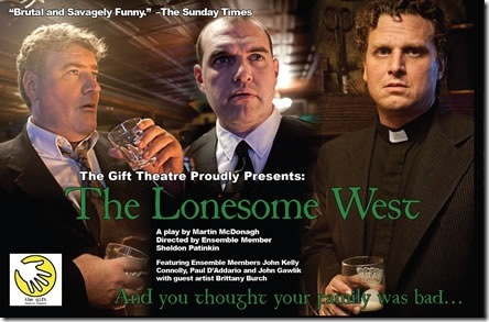 The Lonesome West - Gift Theatre
