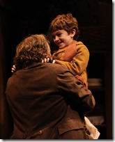 Tiny Tim in A Christmas Carol - Goodman Theatre