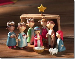 toy - christmas pageant figurines