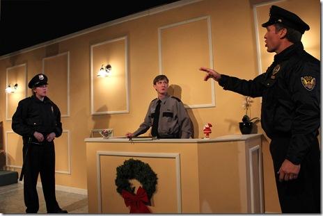Maura Kidwell (Dawn), Andrew Jessop (Jeff), Eric Hoffmann (Bill)