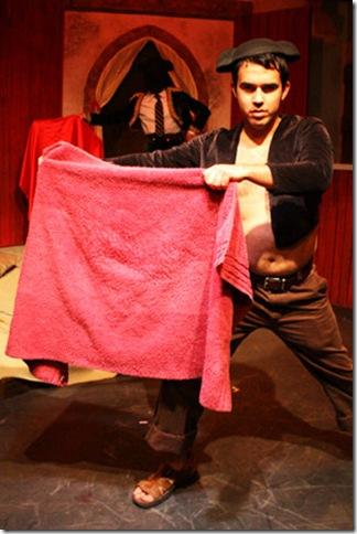 Tympanic Theatre - Muerte Del Maestro