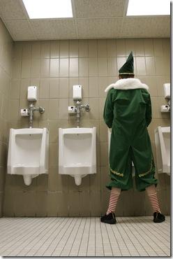 Urinal - potrait