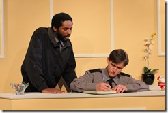 Michael Pogue (William), Andrew Jessop (Jeff)