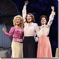 3 leads from 9 to 5 the Musical - Broadway Tour - Bank of America Theatre