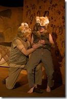 Arch Harmon and Scott Allen Luke in Trickster--Photo byTom McGrath