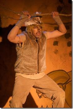 Arch Harmon as Fox--Photo byTom McGrath