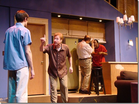 'The Boys Next Door' by Tom Griffin - Metropolis Performing Arts Centre, Arlington Heights