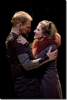 Short Shakespeare! Macbeth, playing at Chicago Shakespeare Theatre at Navy Pier.  Photo by Liz Lauren.