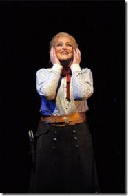 "Deborah Voigt in ""Girl of the Golden West"" at Lyric Opera.  Photo by Dan Rest"