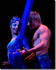 Dralion pas de deux - Cirque du Soleil