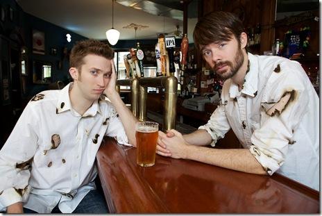 Dave Urlakis and Zack Whittington of Batterymouth: It Burns