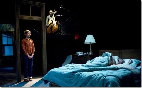 Odradrek by Brett Neveu - House Theatre of Chicago - music Josh Schmidt - director Dexter Bullard
