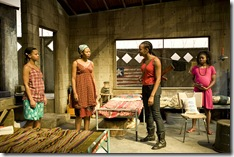 Paige Collins, Alana Arenas, Tamberla Perry, Leslie Ann Sheppard - Eclipsed