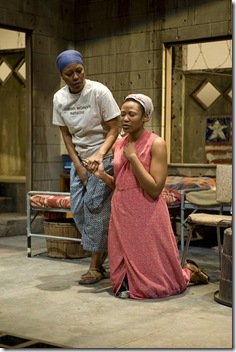 Penelope Walker (Rita) and Alana Arenas (Helena) - Eclipsed at Northlight