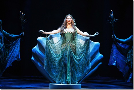 SPAMALOT--Gina Milo, now at Drury Lane Theatre in Oakbrook