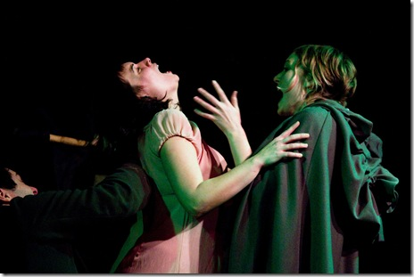 WildClaw Theatre presents 'Carmilla' at DCA Storefront Theatre