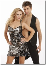 Anya & Pasha from 'Burn the Floor' - Broadway in Chicago