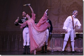 Lucas Segovia, Yumelia, Garcia, Matthew_Adamczyk in Joffrey Ballet's 'Merry Widow'