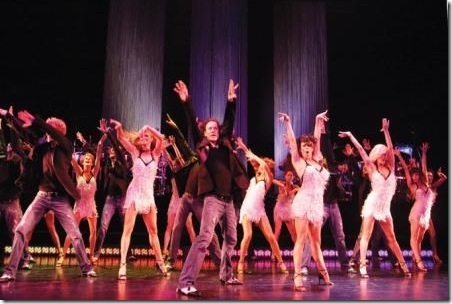 Proud Mary from 'Burn the Floor' at Bank of America Theatre. Photo credit Joan Marcus