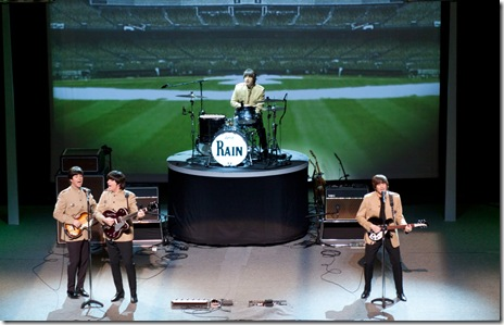 Rain - A Tribute to the Beatles - at Shea Stadium