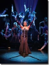 'Sway' from 'Burn the Floor' at Chicago's Bank of America Theatre.