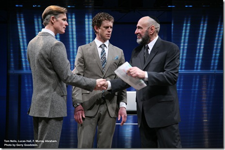 Tom Nelis, Lucas Hall, F. Murray Abraham - Merchant of Venice