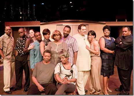 All In Love Is Fair - Cast - Black Ensemble Theatre
