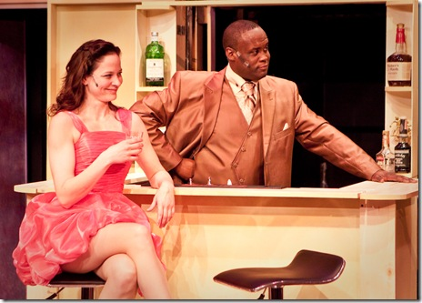 All In Love Is Fair - Jenny Lamb and Dwight Neal - Black Ensemble Theatre