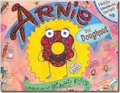 Arnie the Doughnut bookcover