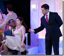 Austin Cook, Evan Tyrone Martin, Dana Tretta, Jeremy Trager - Theo-Ubique Theatre