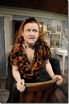 Beata Pilch - Trap Door Theatre - The First Ladies
