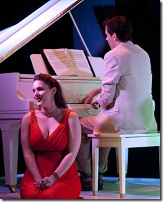 Danni Smith and Austin Cook - Theo-Ubique Cabaret Theatre - Some Enchanted Evening, Songs of Rogers and Hammerstein