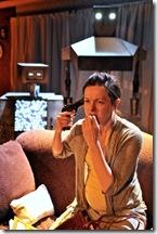 Nina O'Keefe - Sideshow Theatre - Heddatron