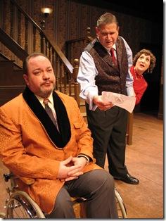 Jon Steinhagen, Noah Sullivan, Patti Paul - Circle Theatre