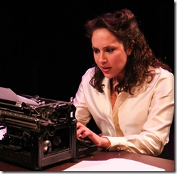 MJD--Elizabeth Lanza as Ann Mitchell