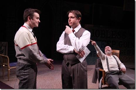 MJD--Sean Effinger-Dean (Beany), Karl Hamilton (John Doe), Rus Rainear (The Colonel)