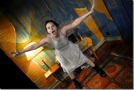 Nicole Wiesner - Trap Door Theatre - The First Ladies