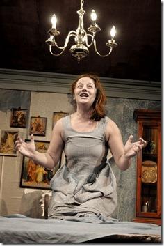 Nicole Wiesner - Trap Door Theatre - The First Ladies