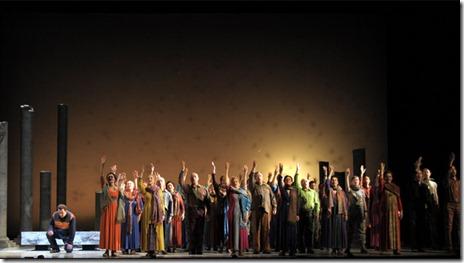 Part One  HERCULES  Lyric Opera Chorus - Dan Rest