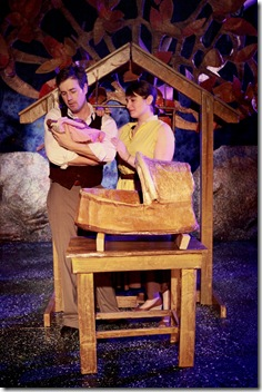 Quest Theatre - Four Seasons - Production Image 3