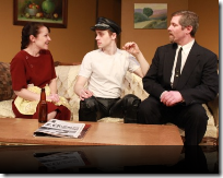 Tracy Garrison, Aaron Kirby, David Schaplowsky