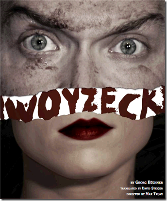 Woyzeck at Oracle Theatre Chicago - poster