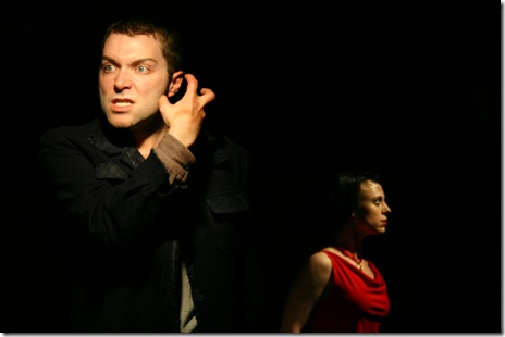 Woyzeck by Georg Bruchner, now being presented by Chicago's Oracle Theatre, directed by Max Truax