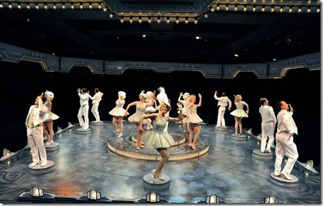 Cast of 42nd Street - Marriott Theatre