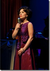 Megan Long as Patsy Cline. Photo by Tradman Photography