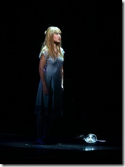 Sara Heaton, soprano: Miranda in 'Death and the Powers' at Chicago Opera Theater