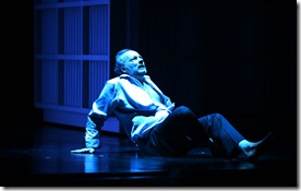 James Maddalena, baritone: Simon Powers in 'Death and the Powers' at Chicago Opera Theater