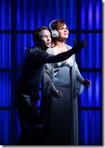 Hal Cazalet, tenor: Nicholas;  Emily Albrink, soprano: Evvy - Death and the Powers at Chicago Opera Theater